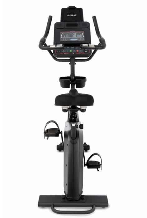 Sole Fitness LCB Upright Bike rear