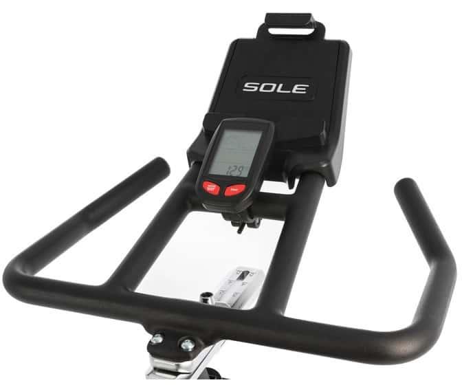 Sole Fitness SB700 Bike console