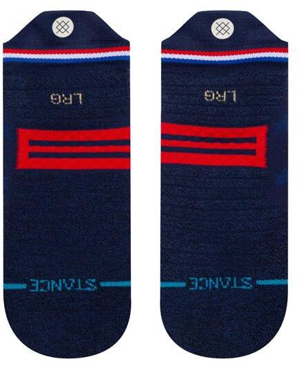 Stance Socks Independence Tab back
