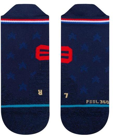Stance Socks Independence Tab front