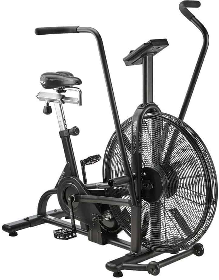 Assault Fitness Airbike Classic full view quarter right