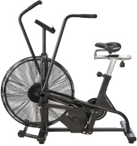 Assault Fitness Airbike Classic side view left