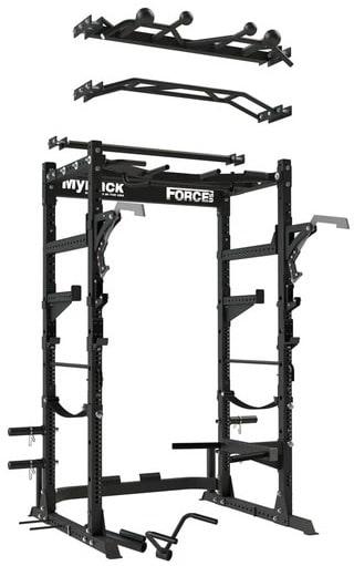 Force USA MyRack Modular Power Rack full