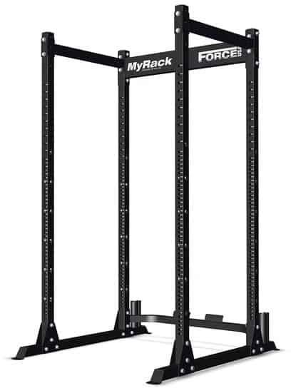 Force USA MyRack Modular Power Rack full front right
