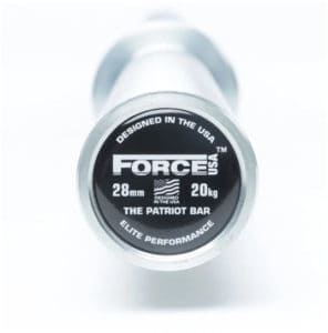 Force USA Patriot Barbell dimension