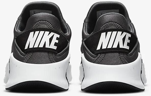 Nike Free Metcon 4 Iron Gray pair back view