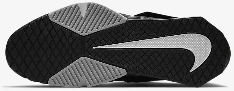 Nike Savaleos Black Gray outsole