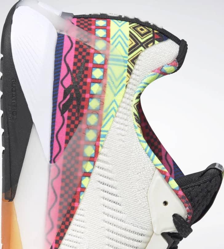 Reebok Nano X1 Lux Mens Training Shoes details