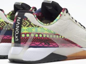 Reebok Nano X1 Lux Mens Training Shoes pair back quarter view