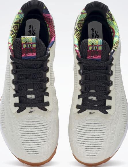 Reebok Nano X1 Lux Mens Training Shoes pair top view