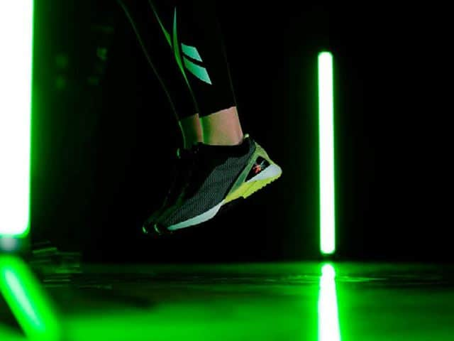 Reebok Nano X1 Studio Lights Pack jumping