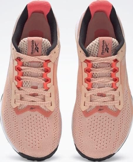 Reebok Nano X1 Women Aura Orange top pair