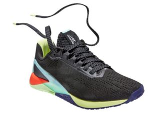 Reebok Nano X1 Women Black quarter view