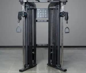 Rep Fitness REP FT-3000 Compact Functional Trainer full front