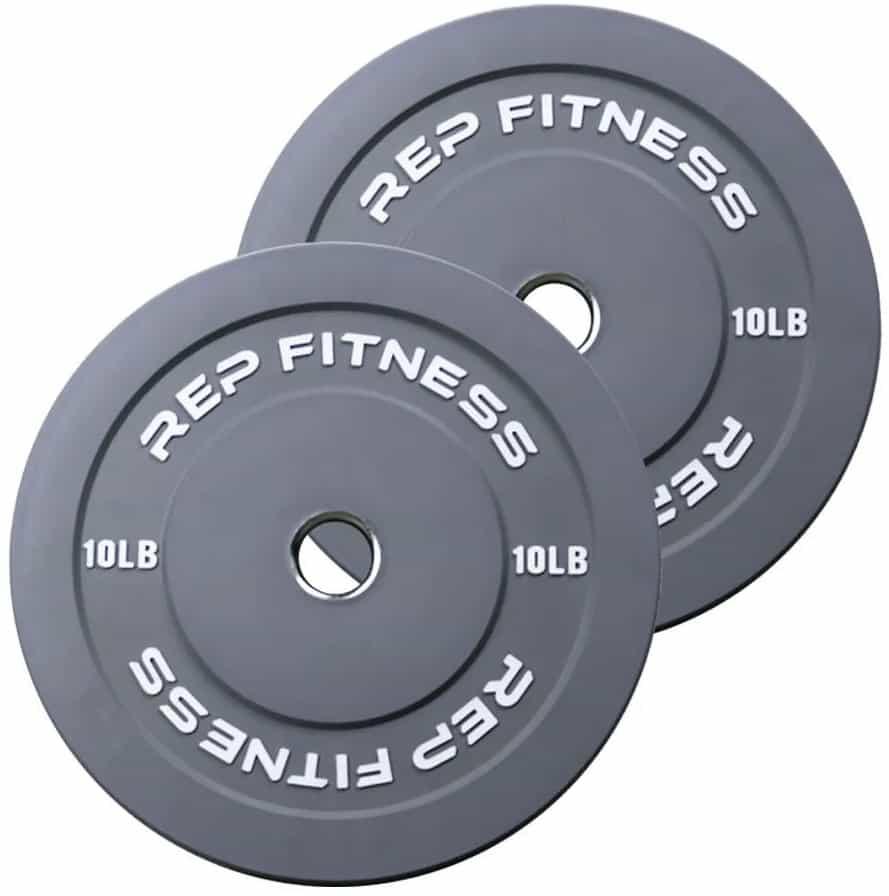 Rep Fitness Rep Color Bumper Plates 10LB