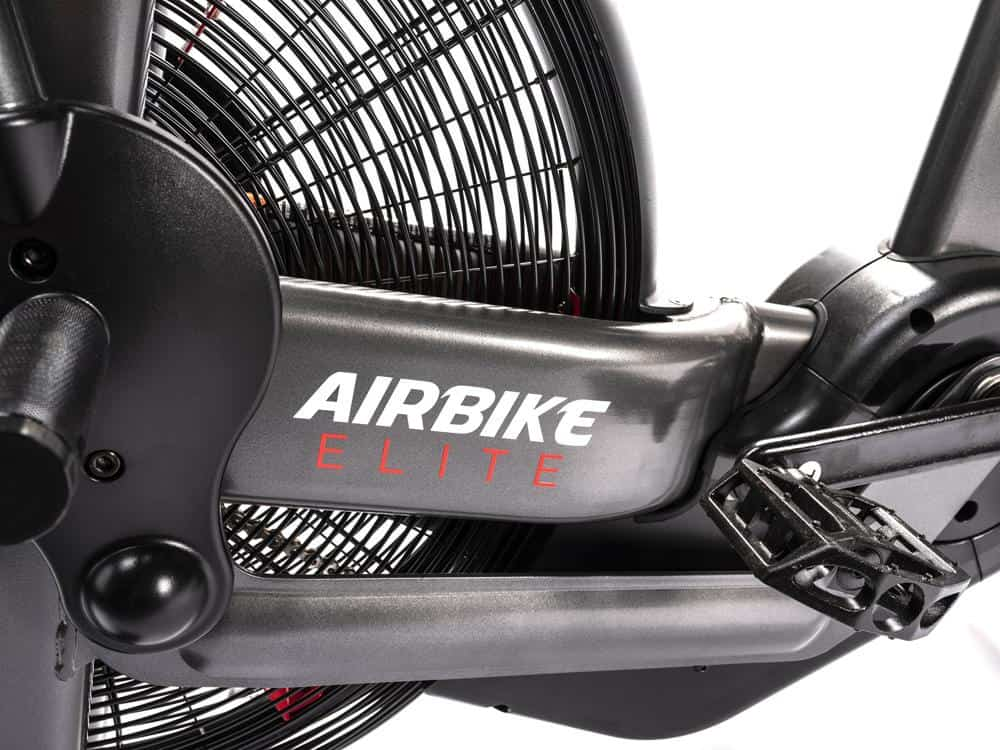 Rogue Assault Airbike Elite wheel