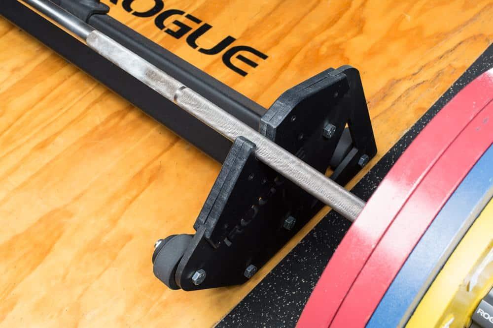 Rogue HD Bar Jack close up