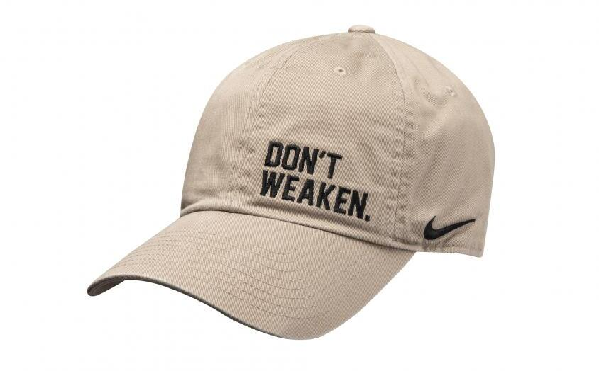 Rogue Nike Campus Cap - Dont Weaken khaki