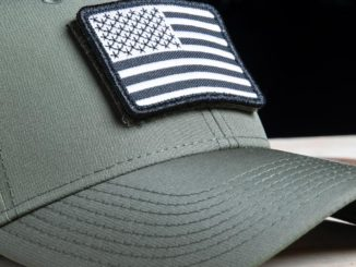 Rogue Operator Hat green patch