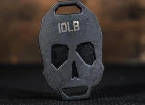 Fringe Sport Bonehead Ruck Weight Plates 10lb main