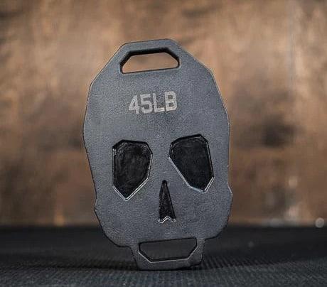 Fringe Sport Bonehead Ruck Weight Plates 45lbmain
