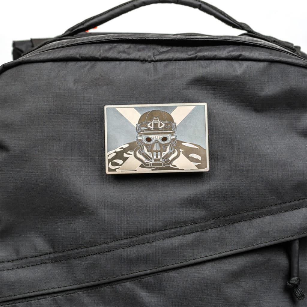 GORUCK GR1 x Carryology - Guerrilla X patch
