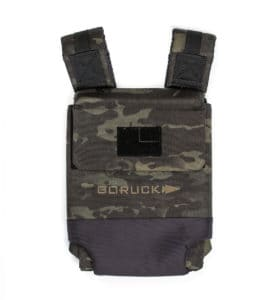 GORUCK Ruck Plate Carrier 2.0 black multicam front