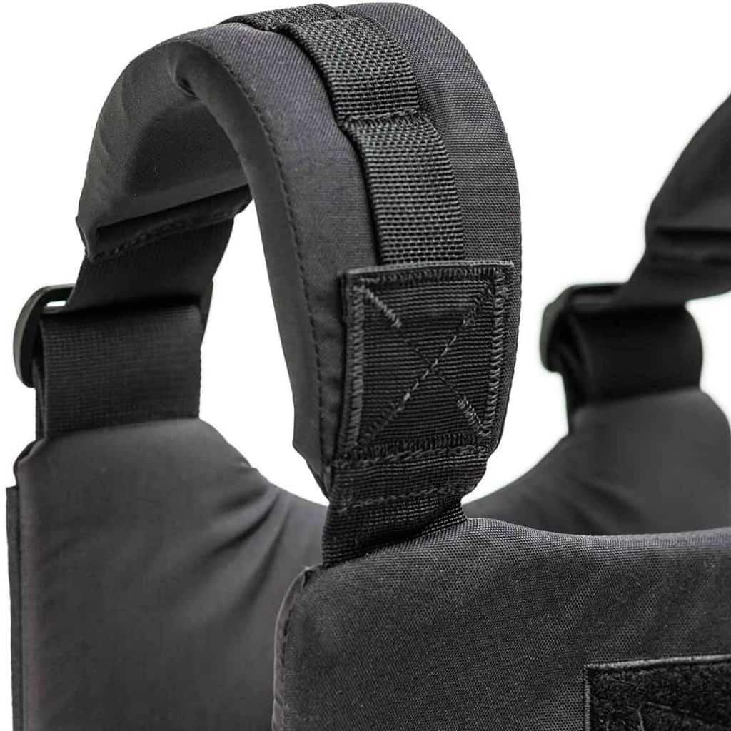 GORUCK Training Weight Vest black strap