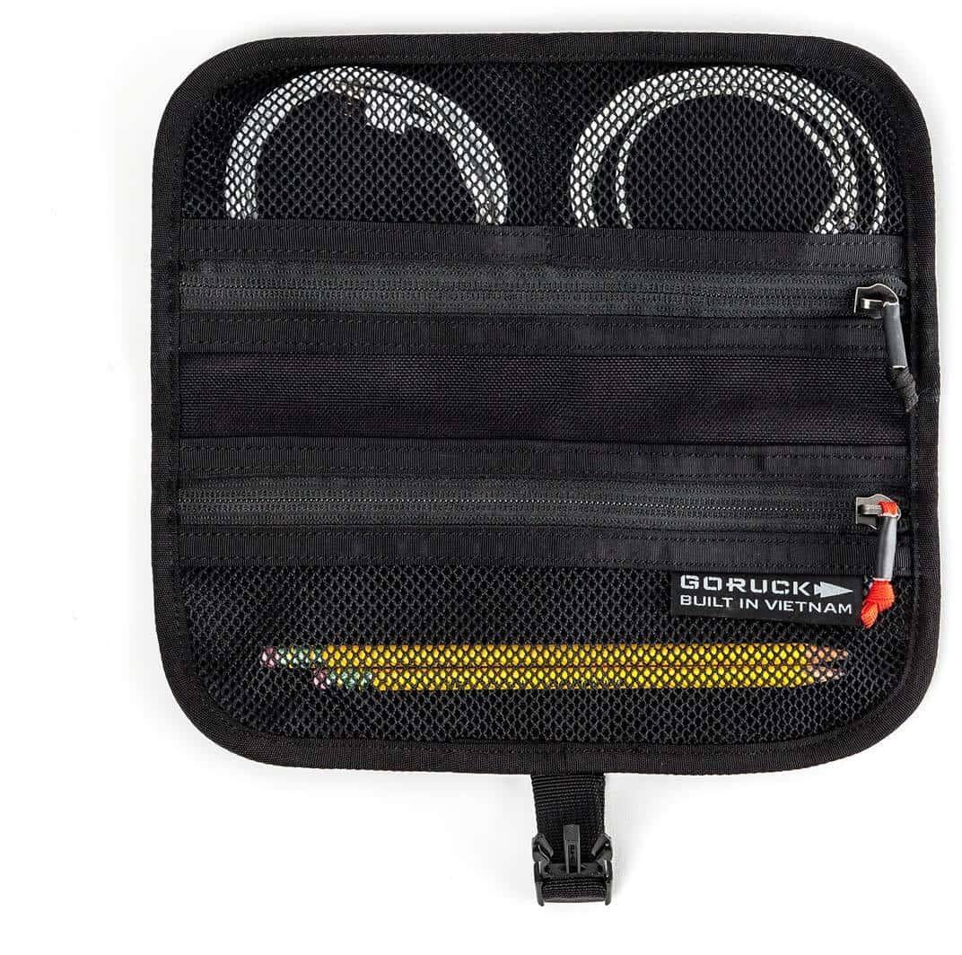 GORUCK Wire Dopp mini inside accessories