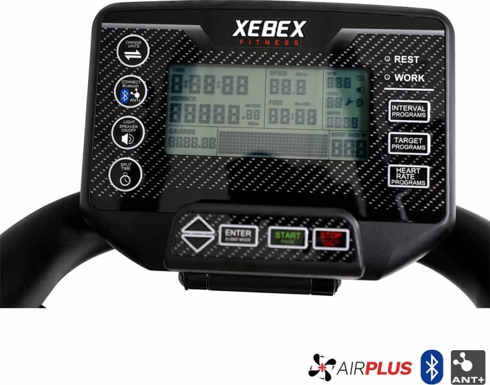 Get Rxd Xebex AirPlus Runner Smart Connect console