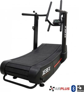 Get Rxd Xebex AirPlus Runner Smart Connect rear angle