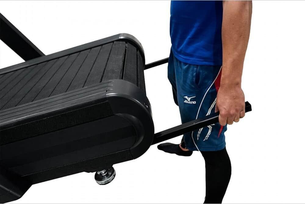 Get Rxd Xebex Fitness Motorized Flat Runner carried