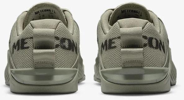 Nike Metcon 6 AMP back view pair