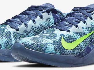 Nike Metcon 6 AMP quarter view left