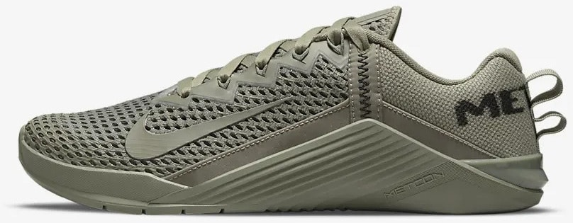 Nike Metcon 6 AMP side view left