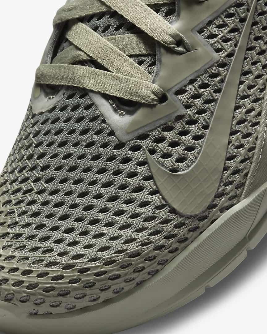 Nike Metcon 6 AMP upper close up