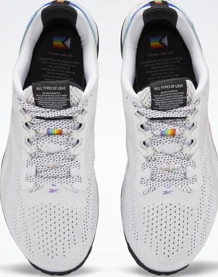 Reebok Nano XI Pride Training Shoes pair front view