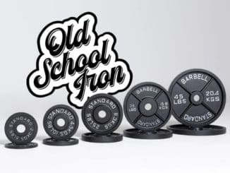 Rep Fitness REP Old School Iron Plates main