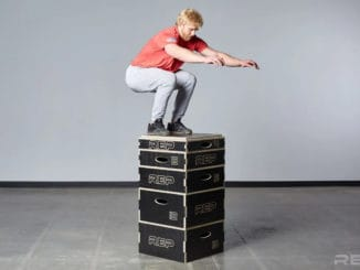 Rep Fitness Stackable Wood Plyos main photo