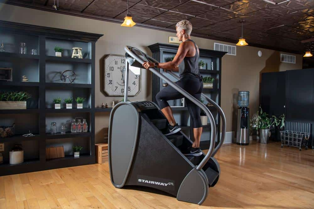 Rogue Fitness Jacobs Ladder - The Stairway GTL at home