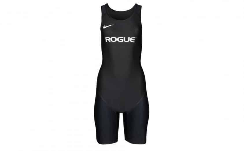 Rogue Nike Womens Weightlifting Singlet women black