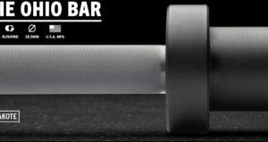 Rogue Ohio Bar Cerakote gray black