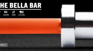 Rogue The Bella Bar 2.0 - Cerakote orange chrome