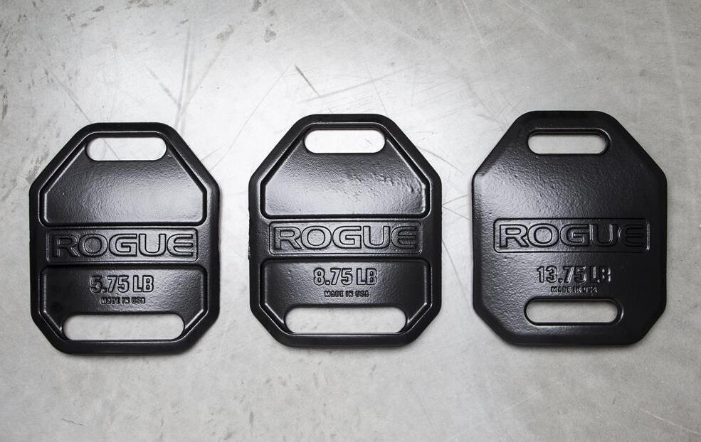 Rogue USA Cast Weight Vest Plates different weights