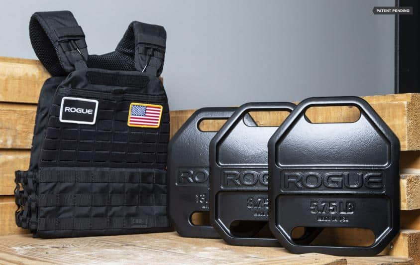 Rogue USA Cast Weight Vest Plates main photo
