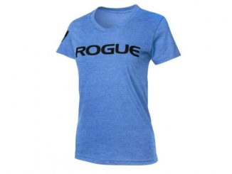 Mother's Day Gift Ideas - Rogue Womens Basic Shirt heather lake blue