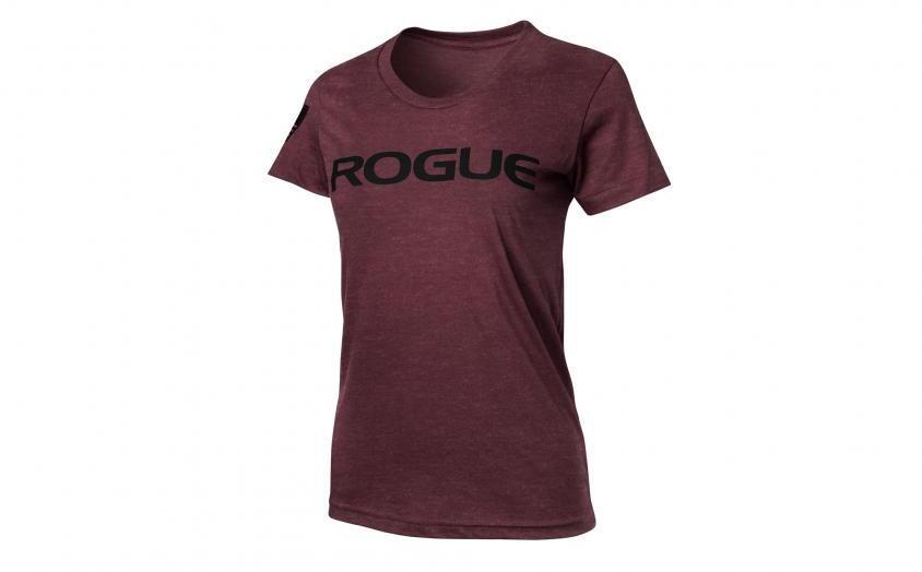Rogue Womens Basic Shirt maroon