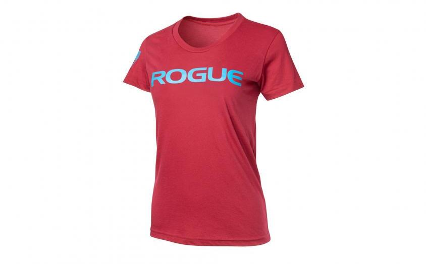 Rogue Womens Basic Shirt red