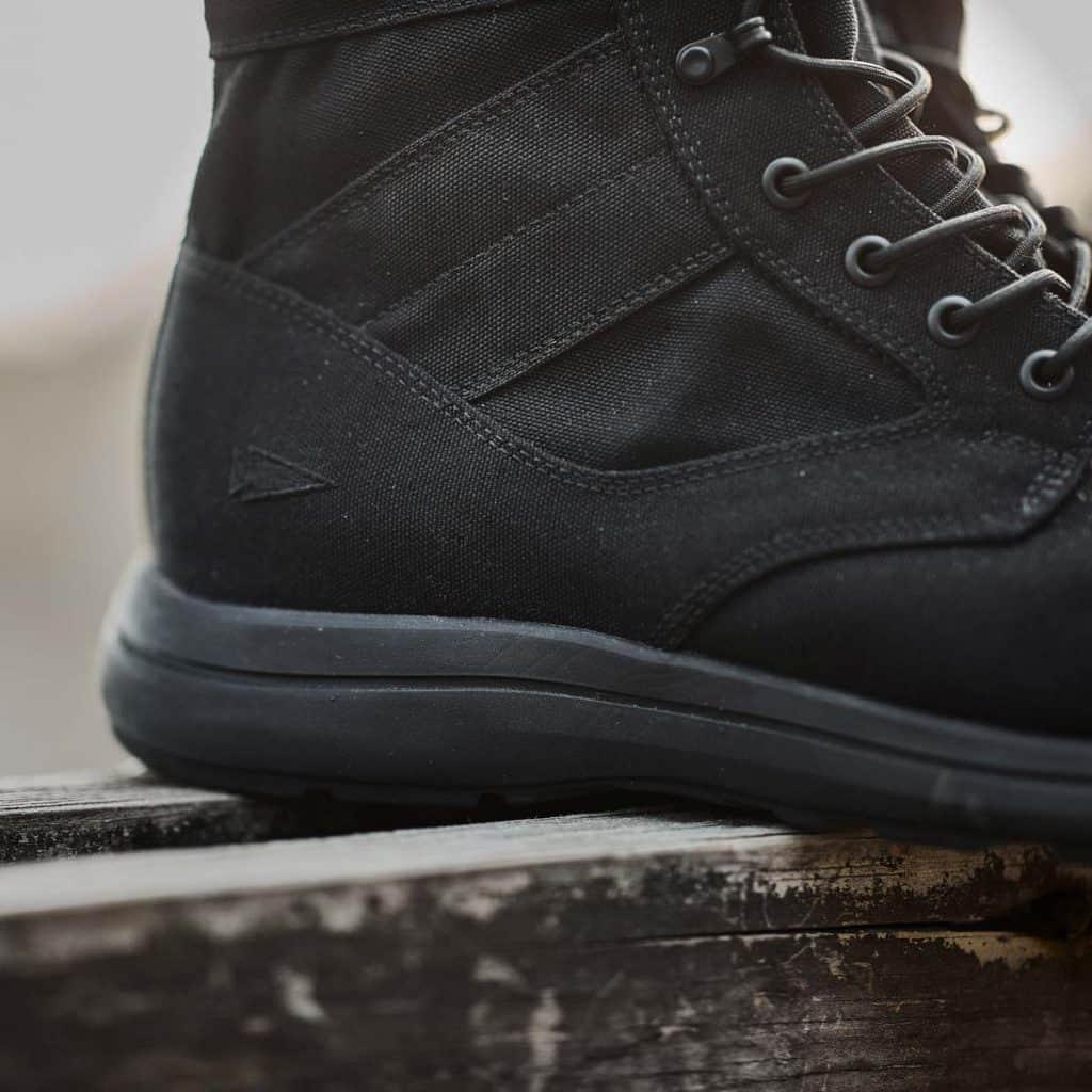 GORUCK Jedburgh Rucking Boots details