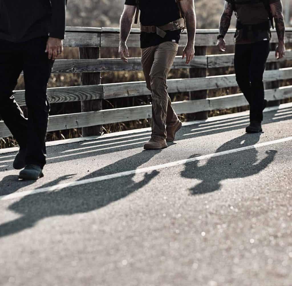 GORUCK Jedburgh Rucking Boots walking